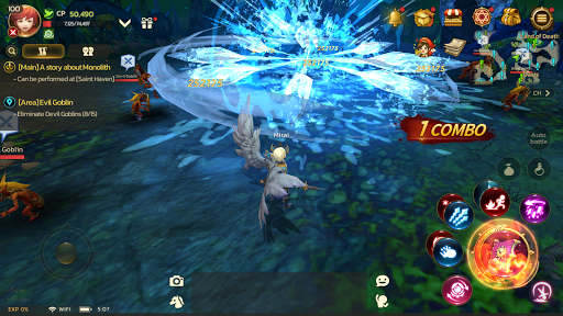 World of Dragon Nest (WoD) screenshots 5