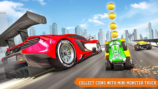 Toy Car Stunts GT Racing: Race Car Games 1.9 screenshots 5