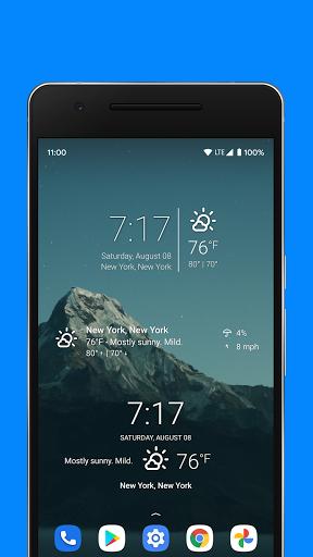 SimpleWeather  Screenshots 7