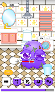Moy 6 the Virtual Pet Game Screenshot