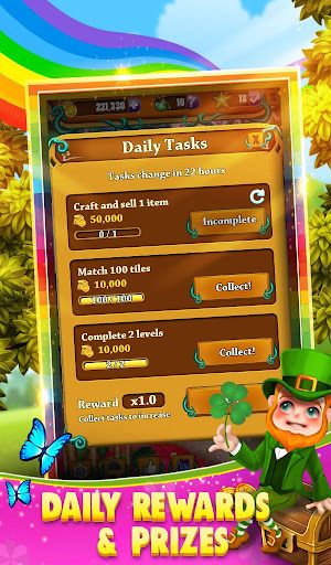 Match 3 - Rainbow Riches 1.0.17 screenshots 18