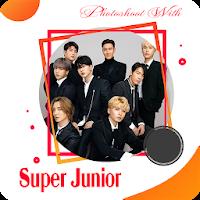 Photoshoot With Super Junior