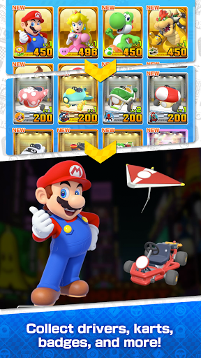 Mario Kart Tour apktram screenshots 7