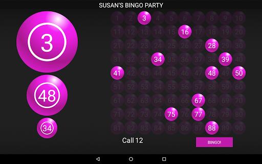 Bingo Caller Machine (free Bingo Calling App)  Screenshots 10