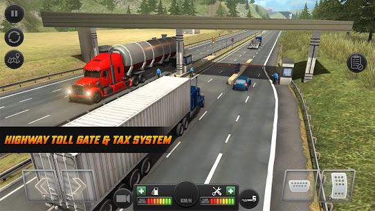 Truck Simulator Transporter Game – Extreme Driving Apk 2