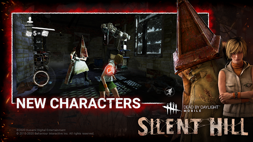 DEAD BY DAYLIGHT MOBILE - Multiplayer Horror Game 4.2.1021 pic 1