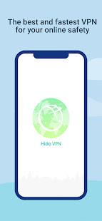 Hido VPN - Free VPN Proxy and Wi-Fi security