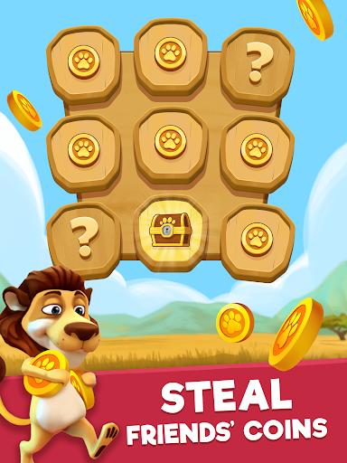 Animal Kingdom: Coin Raid screenshots 12