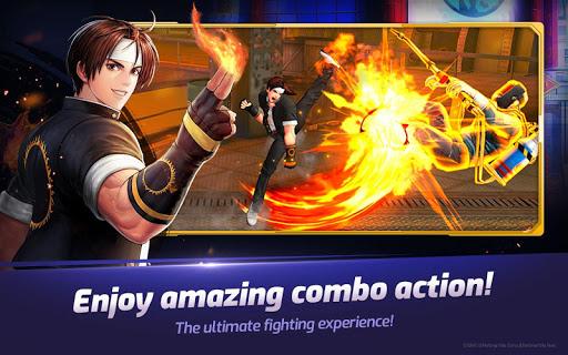 The King of Fighters ALLSTAR Apkfinish screenshots 14