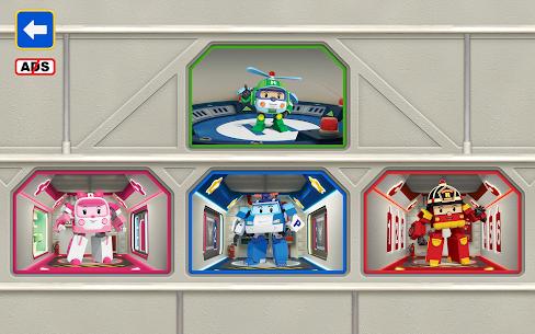 Robocar Poli Mailman: Cool Games for Boys & Girls Apk Mod + OBB/Data for Android. 6