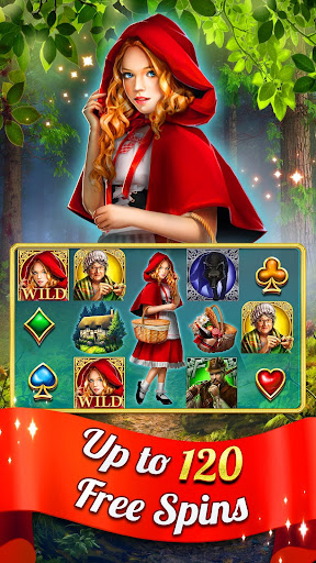 Slots - Cinderella Slot Games 2.8.3801 screenshots 2