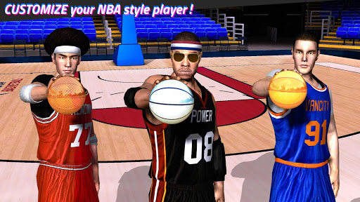 All-Star Basketballu2122 2K21 apkslow screenshots 2
