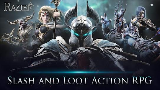 Raziel: Dungeon Arena Action Lastest Full Apk Download 1