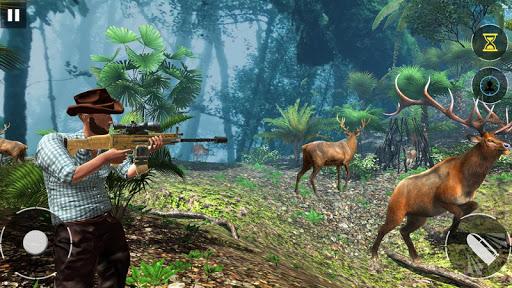 cerf chasseur games2020: jeux de tir d'animaux APK MOD – Pièces Illimitées (Astuce) screenshots hack proof 2