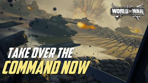 World at War: WW2 Strategy MMO  Paidproapk.com 1