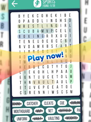Word Search 2021 2.4 screenshots 11