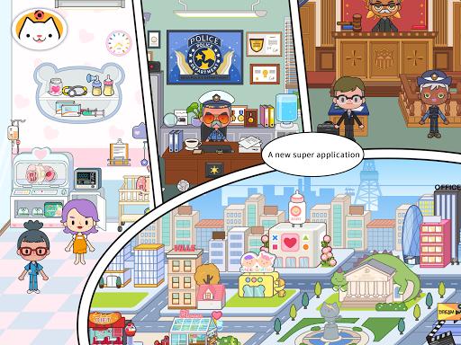 Miga Town: My World  screenshots 14