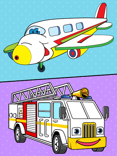 Cars Coloring Books for Kids  Screenshots 5