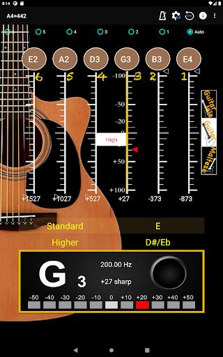 GuitarTuner - Tuner for Guitar apktram screenshots 17