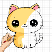 How to Draw Kawaii animals Drawing Tutorial