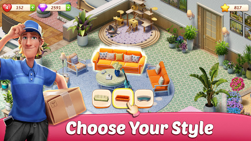 My Story - Mansion Makeover  screenshots 12