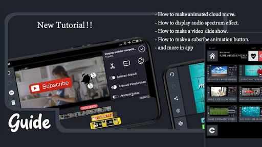 Tips Pro For Kine Master Video Editing 7.64 Screenshots 4