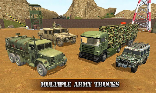 US OffRoad Army Truck driver 2020 1.0.8 screenshots 2
