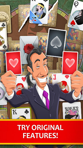 Solitaire Perfect Match 2020.7.2048 screenshots 4