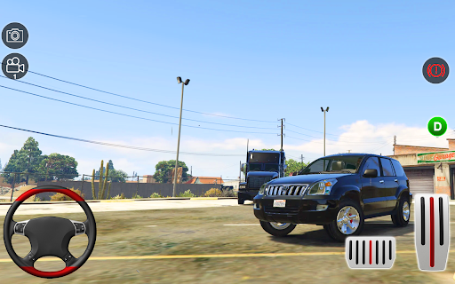 Code Triche Prado Car Driving Simulator 3d (Astuce) APK MOD screenshots 3