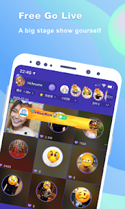 Boom Live Mod Apk (Unlock All Room & Unlimited Coin) Latest Version 2021 3