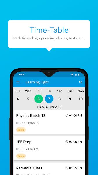 CM Academy Learning App