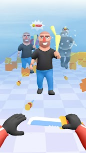 Hit Master 3D: Knife Assassin Mod Apk (Unlimited Money) 4