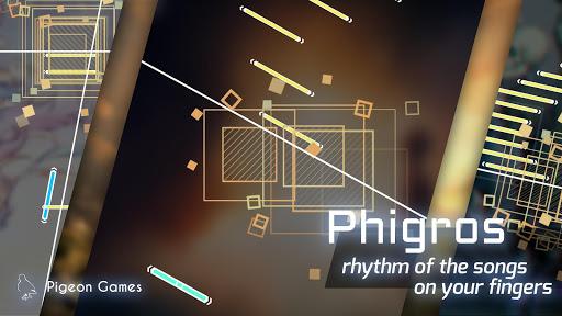 Phigros MOD (Mở khóa tất cả bài hát)