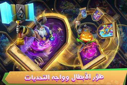 Castle Clash: u062du0631u0628 u0627u0644u062au062du0627u0644u0641u0627u062a  Screenshots 1