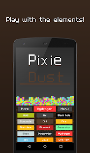 Pixie Dust - Sandbox Screenshot