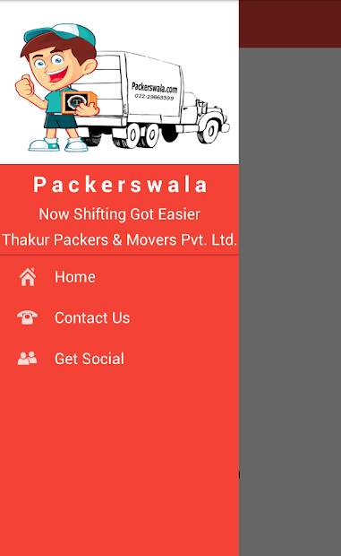 Captura 10 de Packerswala - Packers and Movers App para android