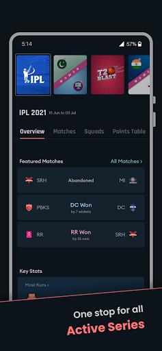 Cricket Exchange - Live Score & Analysis  screenshots 1