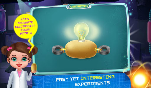Science Experiments in School Lab - Learn with Fun  screenshots 5