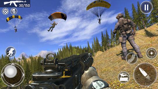 Free Battle of Village Battleground Survival Squad Game 4