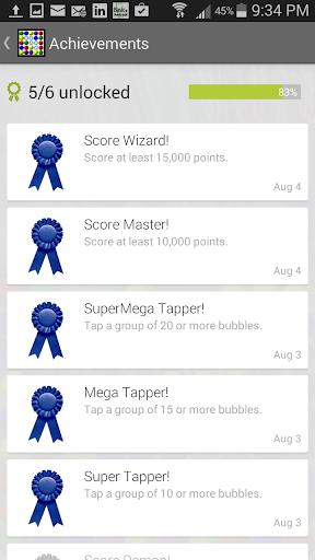 Bubble Tap 3.1.5 screenshots 7