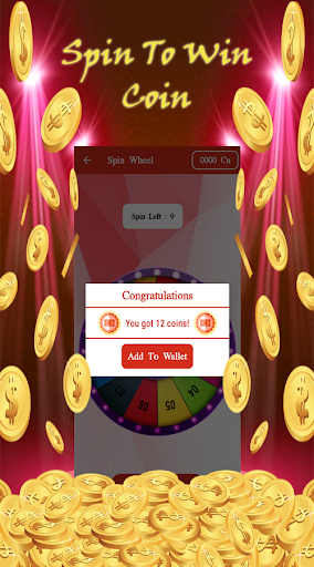 Spin To Win Real Money - Earn Free Cash 1.8 screenshots 3