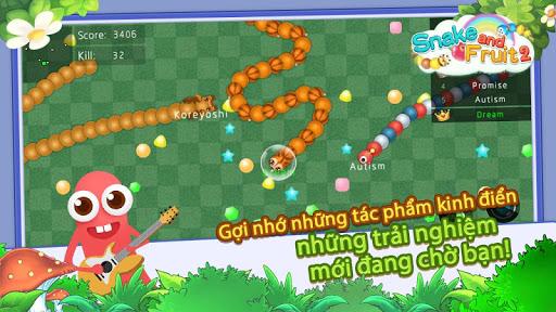 Snake and Fruit 2  screenshots 6
