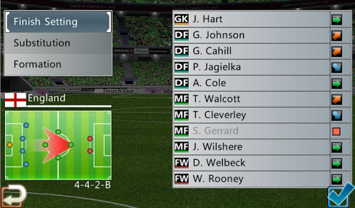 Winner Soccer Evolution  screenshots 18