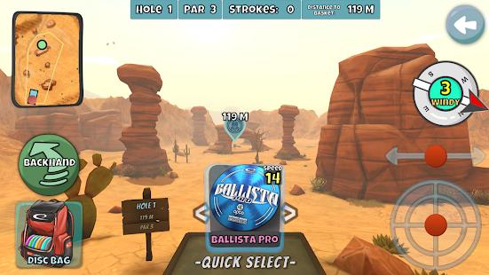Disc Golf Valley 1.105 Screenshots 4