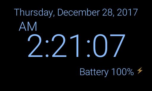 Speaking Alarm Clock apktram screenshots 9