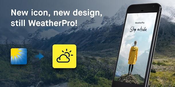 WeatherPro: Forecast, Radar & Widgets v5.6.3 [Premium] [Mod Extra] 1