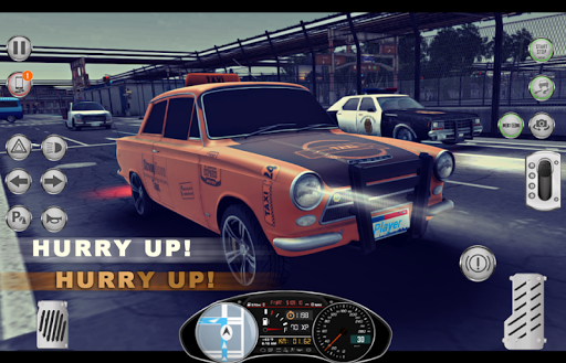 Taxi: Simulator Game 1976 1.0.1 screenshots 11