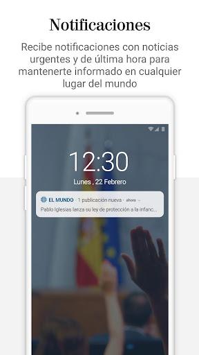 El Mundo - Diario lu00edder online 5.0.24 Screenshots 3