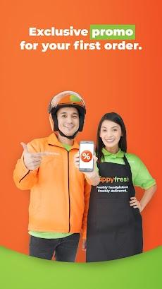HappyFresh - Grocery & Food Delivery Onlineのおすすめ画像3