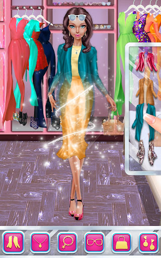 Prom Queen Hair Stylist Salon 1.7 Screenshots 14